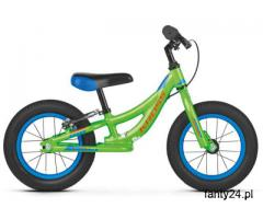 Mam do zaoferowania rower dziecięcy biegowy Kido w odcieniu zielonym