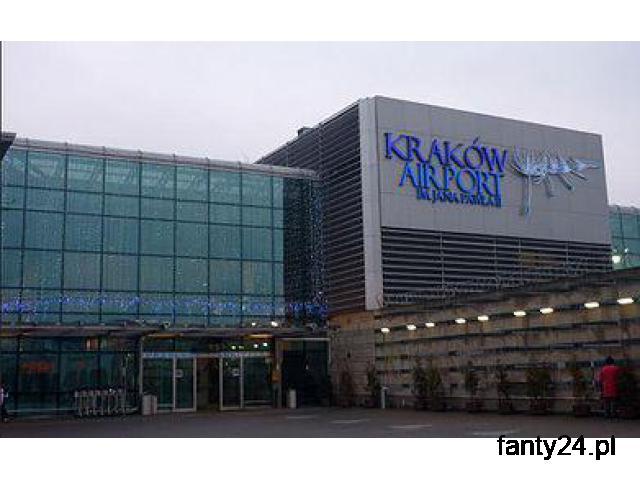 Tani tansport na/z lotniska Kraków-Zakopane-Katowice - 1/1
