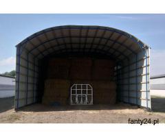 HALA łukowa tunelowa magazynowa hangar 11,8 x 25 - 2/2