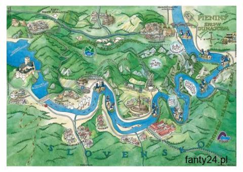Spływ Dunajcem - Zakopane - Zorganizowana wycieczka na podhalu