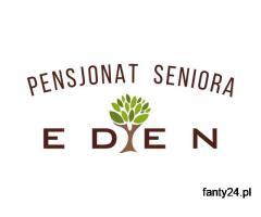 Pensjonat Seniora Eden - pobyty dla osób starszych.