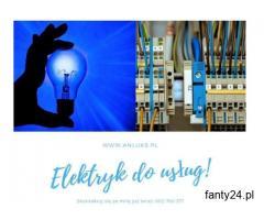 Solidne usługi elektryczne - Anluks