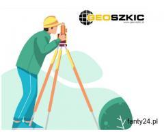 Geo-Szkic geodeta z Olsztyna oferuje swoje usługi