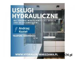 Biuroserwis - hydraulik Andrzej Kozieł z Warszawy