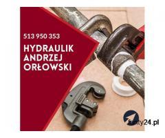 Andrzej Orłowski - fachowe usługi hydrauliczne w Krakowie