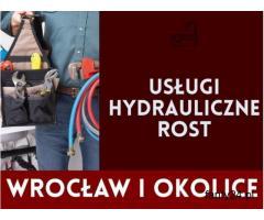 Solidne usługi hydrauliczne - we Wrocławiu i okolicach