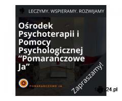 Pomarańczowe Ja w Poznaniu - psychoterapia