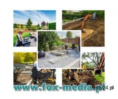 Profesjonalna budowa ogrodów od postawa, zakładanie ogrodów, projekt