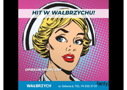 HIT w Wałbrzychu! Kierunki medyczne!