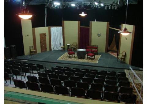 Scena do wynajęcia - teatr