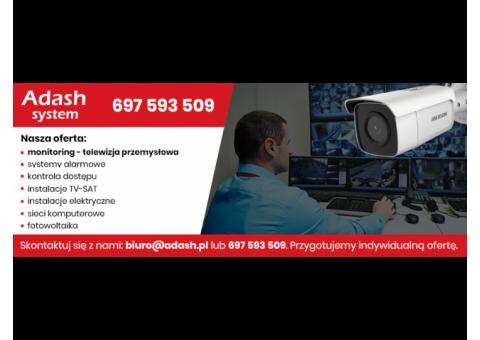 Monitoring Kielce Nowiny alarmy i zabezpieczenia