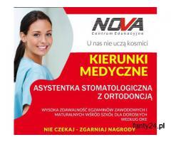Szkoła Policealna Opole - Asystentka stomatologiczna z certyfikatem ortodoncji za 0 zł w NOVA - 2/2