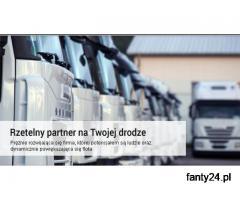 Transport Austria i inne kraje Europy w tym Ukraina, Węgry, Słowacja i Anglia oraz spedycja