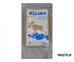 Pellet Alaska - Nowa marka pelletu drzewnego