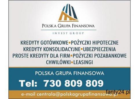 KREDYT KONSOLIDACYJNY, połącz wszystkie kredyty z RRSO od 9,30