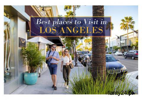 Podróżuj z World of Adventures, polski przewodnik po Los Angeles zaprasza