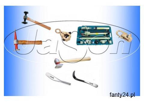 Markowe narzędzia blacharskie - babki, nożyce, szlifierki w przystępnych cenach.