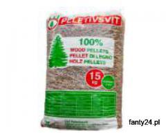 Pellet drzewny  Producent