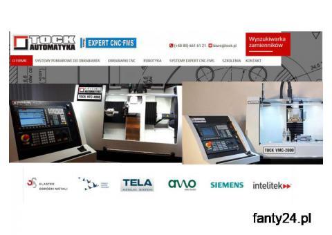 ROBOTY EDUKACYJNE SCORBOT-ER 4U ROBOCELL EXPERT CNC-FMS TOCK-AUTOMATYKA