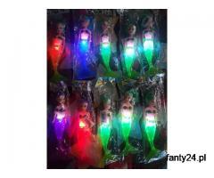 Lalki świecące/migające  SYRENKI