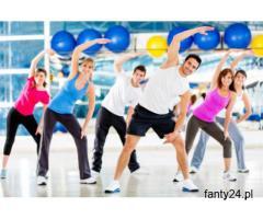 Instruktor fitness- zapisz się do nas już dziś!